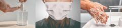 新型コロナウィルスの感染拡大防止につとめましょう!